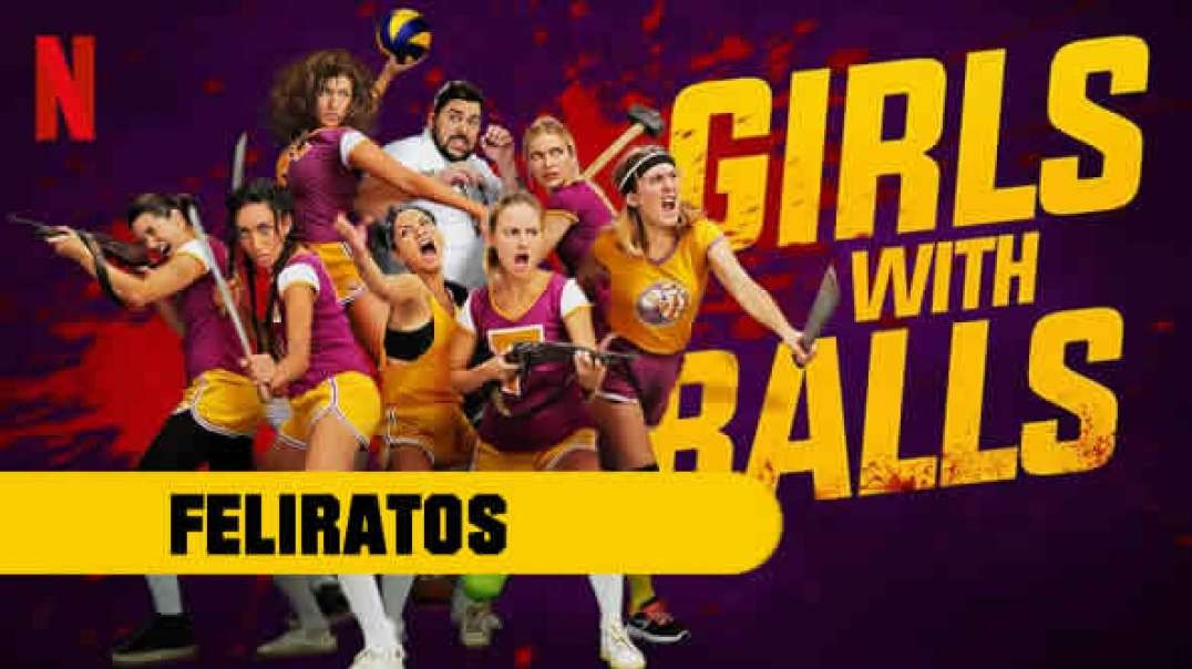 Girls with Balls online