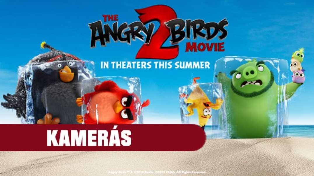 Angry Birds 2 A film online